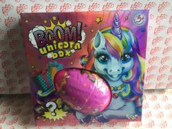 """Набор """"Boom! Unicom Box""""рос/6  BUB-01-01"""