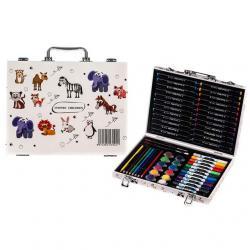 Набор для Рисования и Творчества со Скетч Маркерами Inspire Children   4324