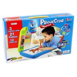 """Детский проектор для рисования  """"Динозаврик""""   Арт.  G15218/9615"""