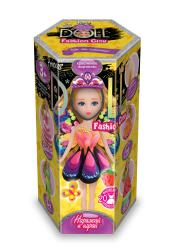 "Hабор пластилина ""Princess DOLL"" малый /8  CLPD-02-01,-02"