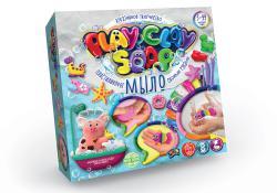 Пластилиновое мыло большое   «PLAY CLAY SOAP»  PCS-01-01/-02