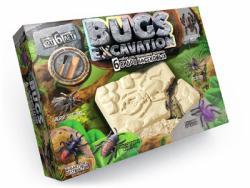 """Набор для раскопок   BEX-01-01     """"Bugs Excavation"""" жуки /6"""