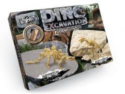 """Набор для раскопок  DEX-01-01   """"Dino Excavation"""" динозавры /6"""