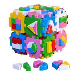 """Технок  Игрушка куб """"Умный малыш Суперлогика ТехноК""""   арт.2650"""