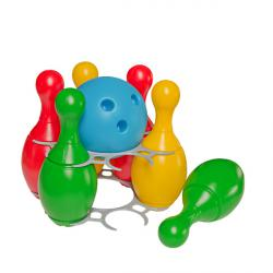 "Технок  Іграшки ""Набор для игры в боулинг 2 ТехноК""   арт. 2919"