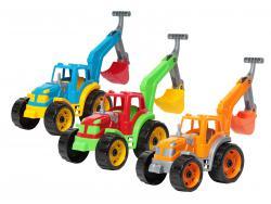 Технок  Транспортная игрушка «Трактор ТехноК»   арт.3435