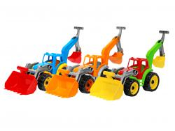 Технок  Транспортная игрушка «Трактор ТехноК»   арт.3671