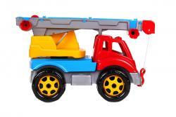 Технок  Транспортная игрушка  Кран ТехноК арт 4562
