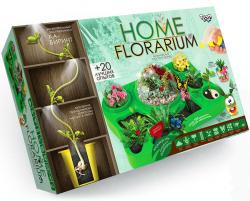 """Набор для выращивания растений """"Home Florarium"""" рус. /5   HFL-01-01"""