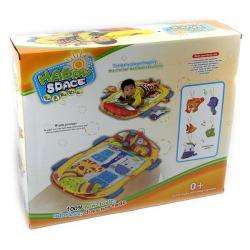 """""""Carpet Game""""  Коврик для малышей """" Машина"""" + 5 игрушек  G38173/611"""