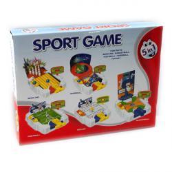 Sportgame Настольная игра  5 в 1  Арт.  G55095/8007