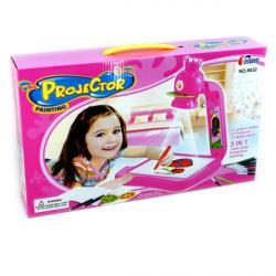 """Детский проектор для рисования  """"Корона""""  Арт.   G36543/8832"""
