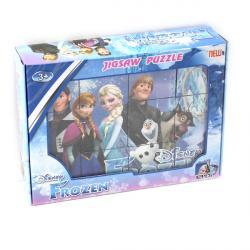 Кубики Frozen 12 шт  Арт.  G67064/920