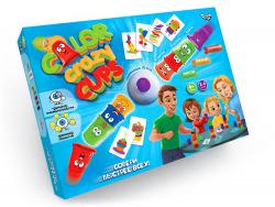 "Игрa ""Color Crazy Cups""  рус  /5   CCC-01-01"