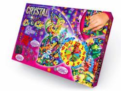 """Набор часы из кристаллов     СМС-01,02,03     """"Crystal Mosaic Clock""""/8"""